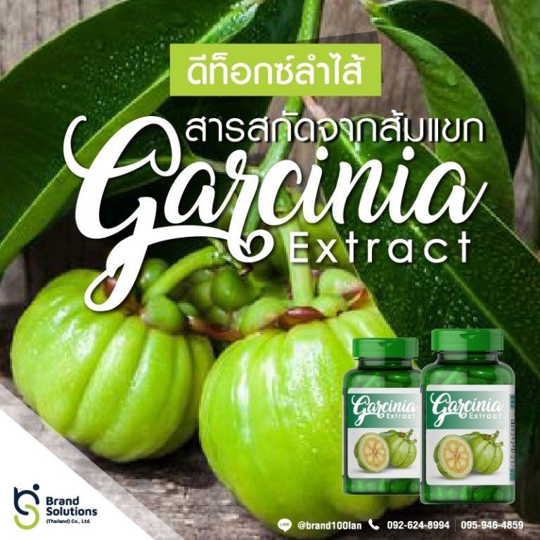 สารสกัดจากส้มแขก (Garcinia Extract)
